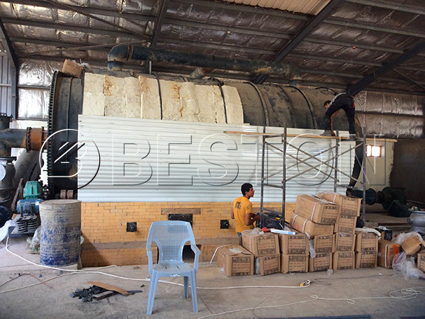 Waste Tyre Recycling Plant Price Project Cost Analysis
