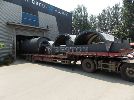 Beston Machinery Deliver BLJ-10