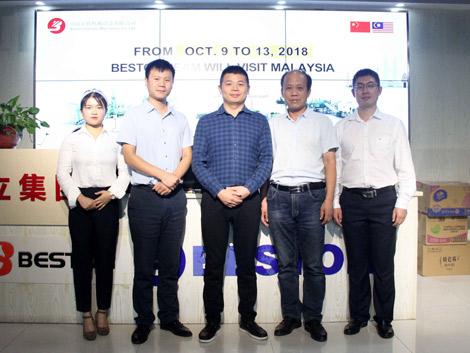 Beston Team Visit Malaysia