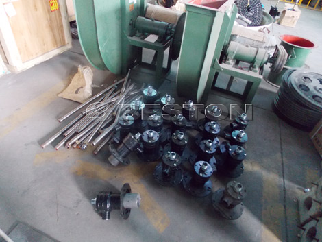 Spare Parts of Tire Recycling Plant