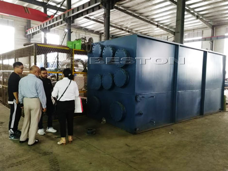 Bangladesh Customers Visited Factory