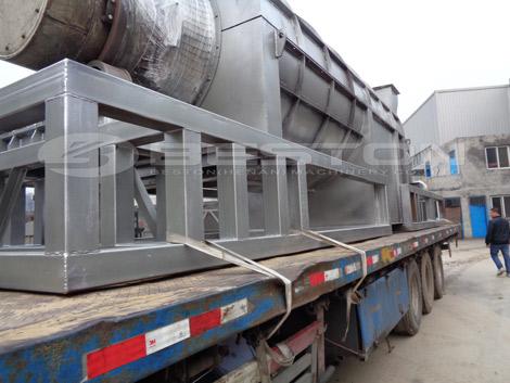 Carbonzation Machine to Ghana