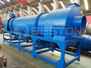 Biomass Carbonization Machine For Sale
