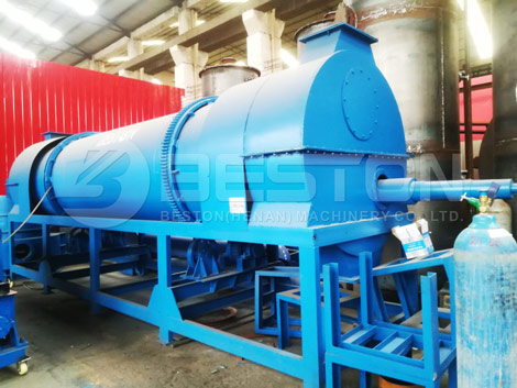 Coconut Charcoal Making Machine With Reasonable Price
