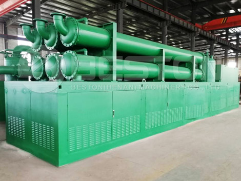 BLL-20 Waste Tyre Recycling Plant