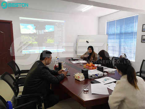 Malaysian Customers In Beston Office