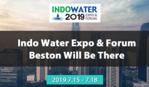 Beston Machinery Will Attend Indo Water 2019 Expo & Forum In July