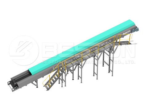 Sealed Belt Conveyor