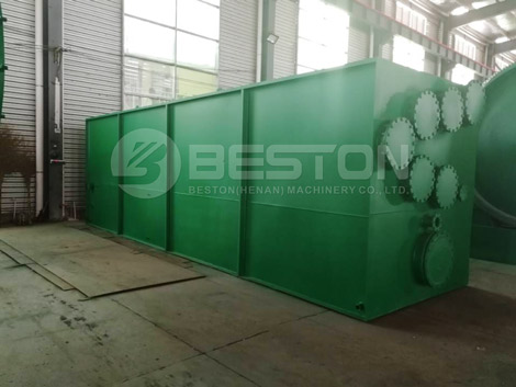 Waste Rubber Recycling Machine to the Philippines