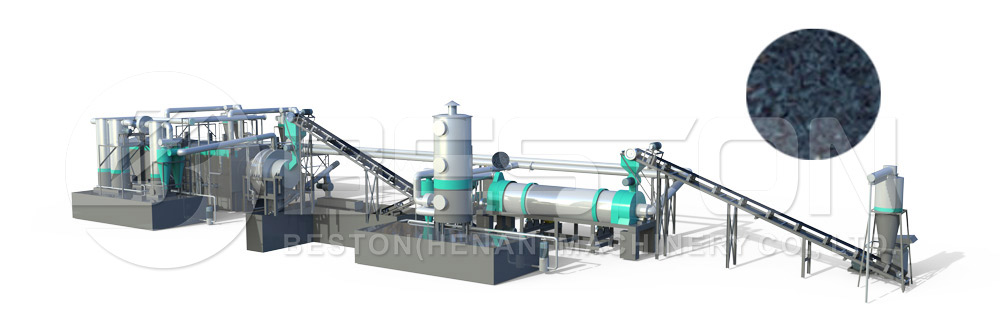 Rice Hull Carbonizer