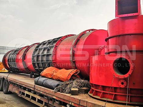 Wood Charcoal Machine To Russia