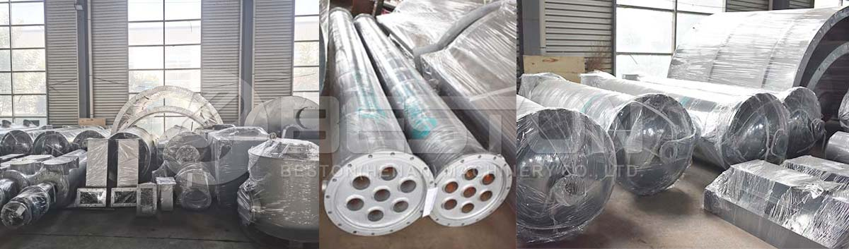 Spare Parts Are Packaged Well To Egypt