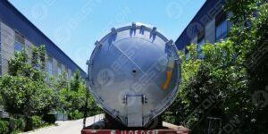 BLJ-16 Pyrolysis Plant to Malaysia