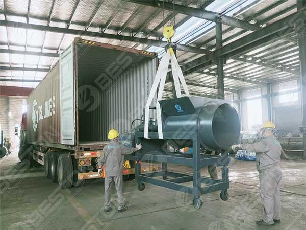 Hydraulic Feeder to Philippines