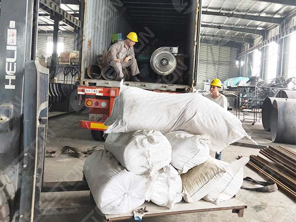 Insulation Cotton to Spain