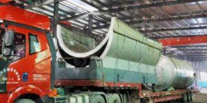 Beston Plastic Pyrolysis Plant to Ukraine